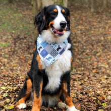 """The Sadie"" Bernese Mountain Dog Print Bandana"