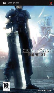 Final Fantasy VII (7): Crisis Core Sony PSP - E-Gamer