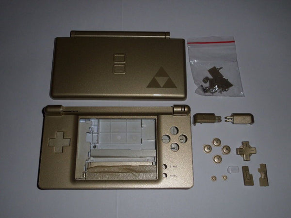 Zelda Nintendo DS Lite Replacement Housing Shell with Screen - E-Gamer