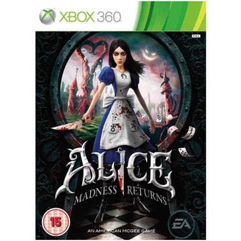 Alice: Madness Returns Xbox 360 & Xbox One Compatible - E-Gamer
