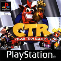 CTR: Crash Team Racing Sony PS1 - E-Gamer