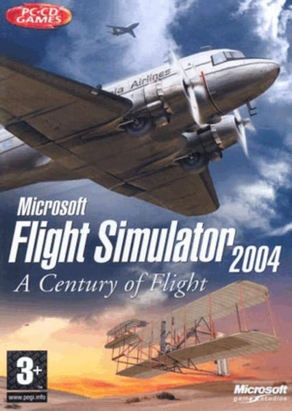 Microsoft Flight Simulator 2004 A Century of Flight - E-Gamer
