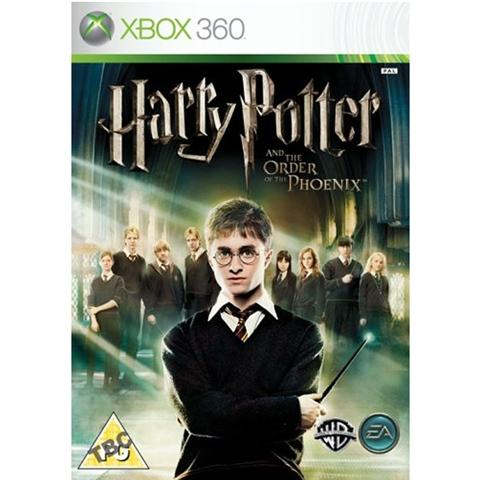 Harry Potter And The Order Of The Phoenix Xbox 360 - E-Gamer