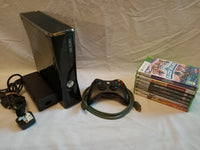 Xbox 360 Slim 250GB (Pre-owned) Bundle 8 Games 1 Controller - E-Gamer