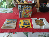 Pokèmon Gold Gameboy Boxed & Complete - E-Gamer