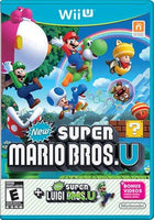 New Super Mario Bros. U Nintendo Wii U - E-Gamer