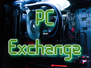 Exchange your old PC and parts here - E-Gamer