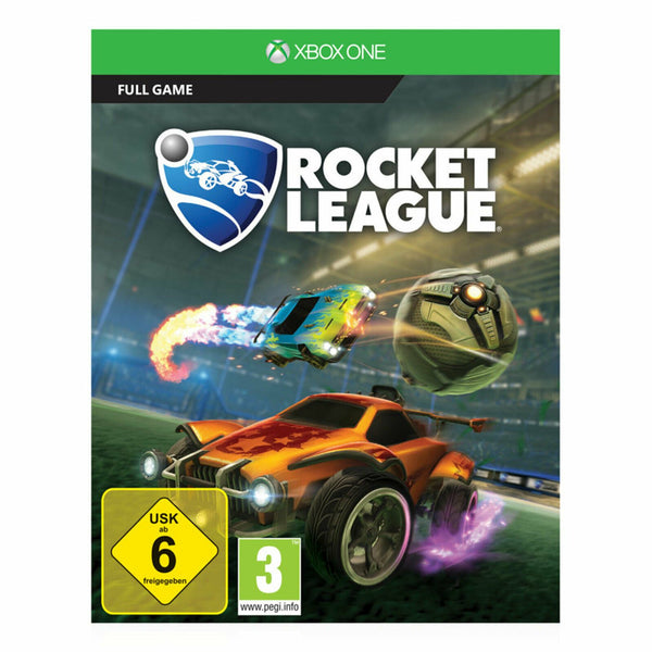 Rocket League Xbox One Digital Download Code - E-Gamer