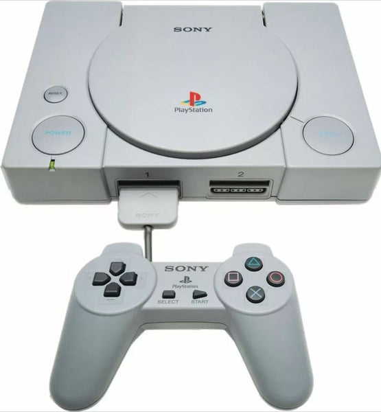 Sony Playstation 1 Ps1 With Controller - E-Gamer