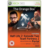 The Orange Box Xbox 360 & Xbox One Compatible - E-Gamer
