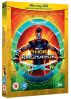Thor: Ragnarok (3D Edition with 2D Edition) [Blu-ray] - E-Gamer