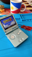 Gameboy Advance SP iPS v2 Upcycle - E-Gamer