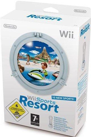 Wii Sports Resort + MotionPlus - E-Gamer