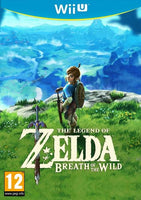 Legend Of Zelda: Breath Of The Wild Nintendo Wii U - E-Gamer
