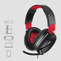 Turtle Beach Recon 70N Gaming Headset for Nintendo Switch, PS4, Xbox One & PC - E-Gamer