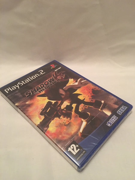 Shadow the Hedgehog Brand New Factory Sealed PlayStation 2 - E-Gamer