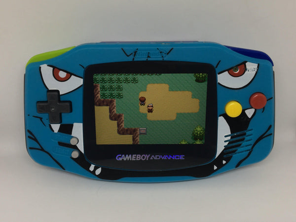 Gameboy Advance v2 IPS Screen Upgrade - E-Gamer