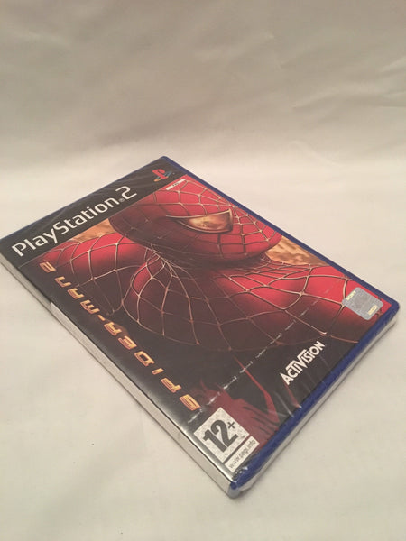 Spider-Man 2 Brand New Factory Sealed PlayStation 2 - E-Gamer