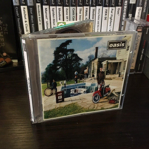 Be Here Now Oasis CD - E-Gamer