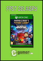 MINECRAFT Story Mode: The Complete Adventure 1-8 XBOX ONE INSTANT DOWNLOAD KEY - E-Gamer