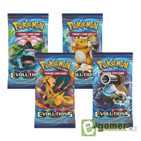 Pokémon XY Evolutions Booster Pack 10 Additional Cards - E-Gamer
