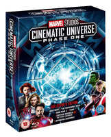 Marvel Studios Phase One Collector's Edition Blu-Ray - E-Gamer