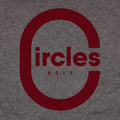 Circles Golf Big C T-Shirt
