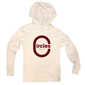 Circles Golf Big C - Thin Hooded Sweatshirt