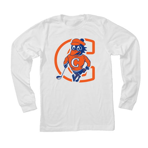 Chirps Big C Sweater - Long Sleeve T-Shirt