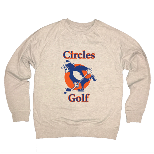 Circles Golf Hockey - Lightweight Pullover