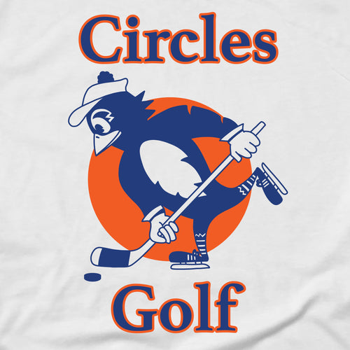 Circles Golf Hockey T-Shirt