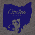 Ohio Circles Golf Logo T-Shirt
