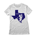 Texas Circles Golf Logo T-Shirt