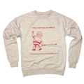 A Real Christmas Day Miracle Would Be Golfing December 25th Sweatshirt
