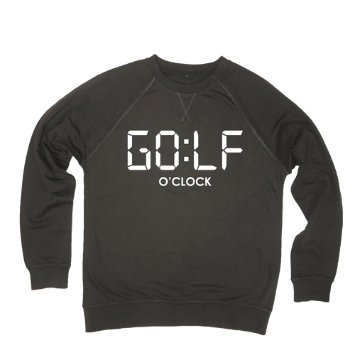 Golf O'Clock - Lightweight Sweatshirt
