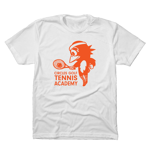 Circles Golf Tennis Academy T-Shirt