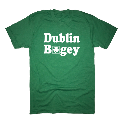 Dublin Bogey Golf T-Shirt