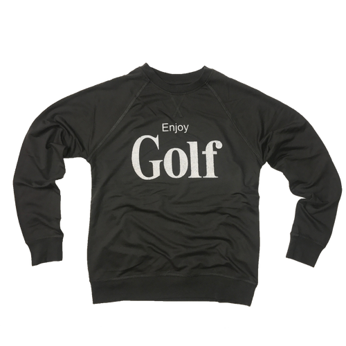 Enjoy Golf - Lightweight Sweatshirt