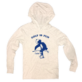 Golf Is Fun - Thin Long Sleeve Hoodie