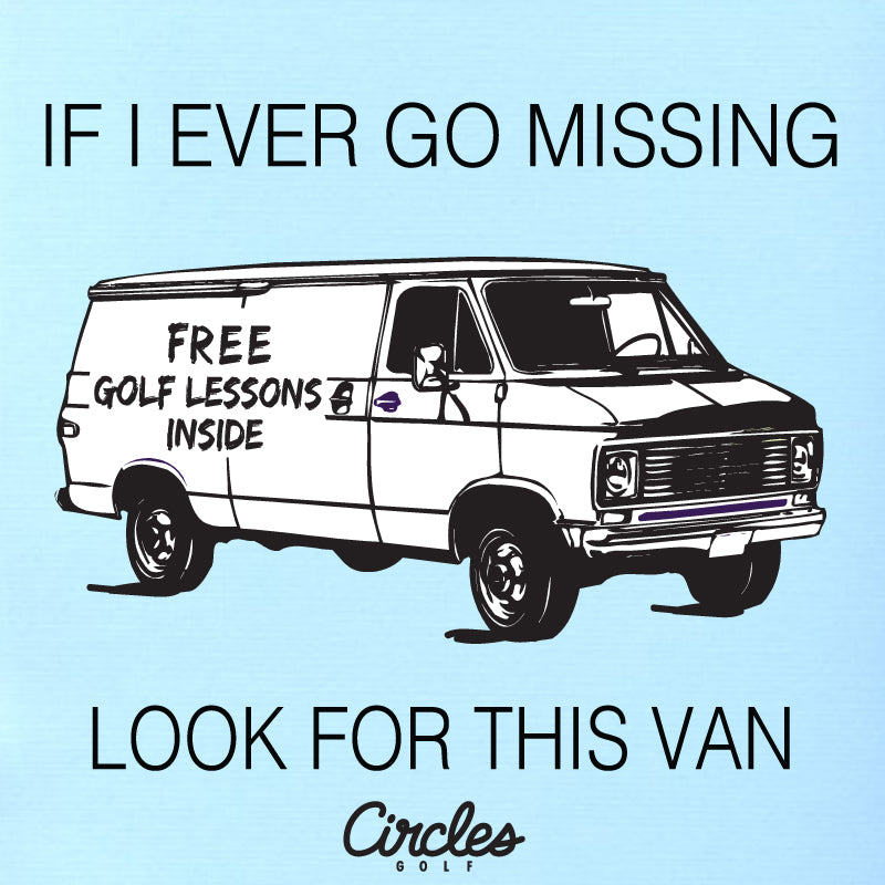 Sticker - If I Ever Go Missing Look For This Van