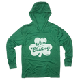 Irish I Were Golfing Hooded Sweatshirt