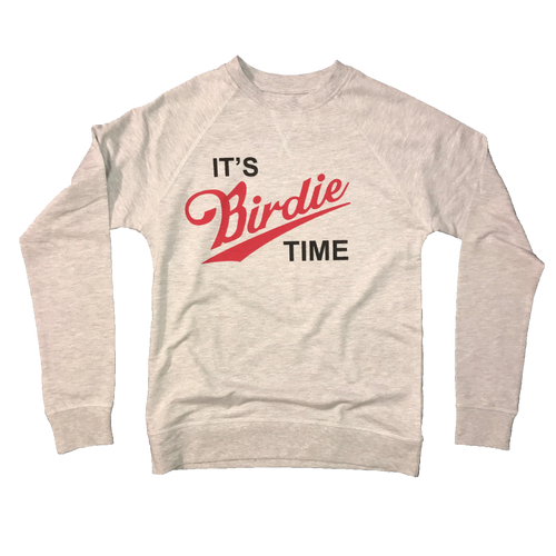 It's Birdie Time - Lightweight Sweatshirt