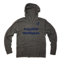 Legalize Mulligans Golf Thin Hoodie