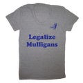 Legalize Mulligans Golf T-Shirt