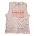 All Shanks No Dranks Golf Tank Top