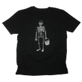 Skeleton with Range Balls T-shirt