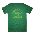 Wake Up And Smell The Azaleas Golf T-Shirt