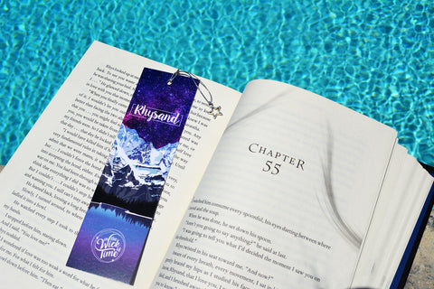 Rhysand Bookmark