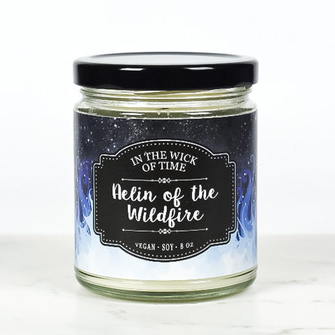 Aelin of the Wildfire Candle