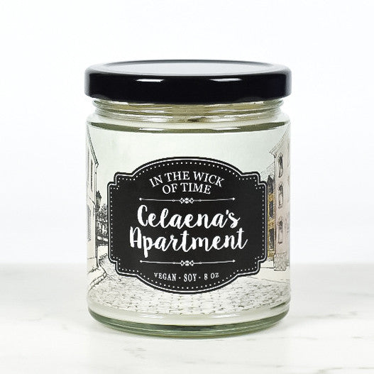 Celaena's Apartment Candle